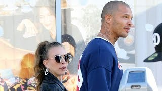 Chloe Green and Hot Felon Jeremy Meeks Are Asked About Their Engagement