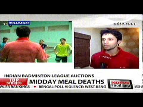 Saina, Kashyap, Sindhu talk about their IBL franchise