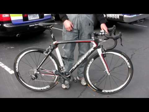 2009 Tour of California - Team Type 1 Orbea Opal