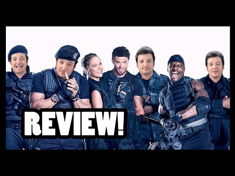 The Expendables 3 Review! - CineFix Now