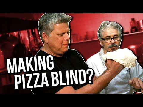 How To Make Pizza When You're Blind