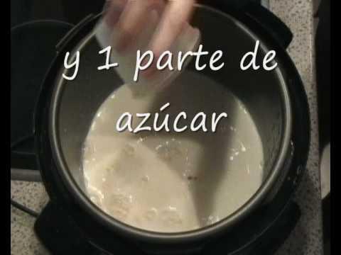 Arroz con leche - Recetas con arroz