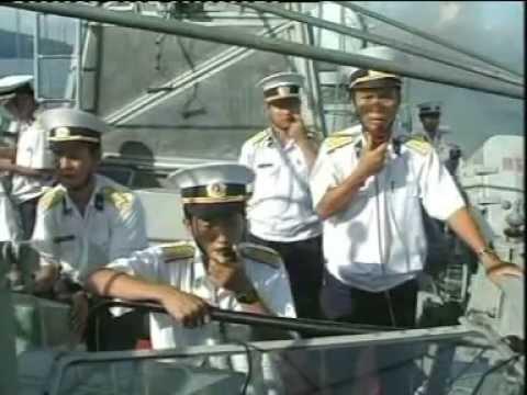 Hải quân Nhân dân Việt Nam - Lời thề giữ biển Đông