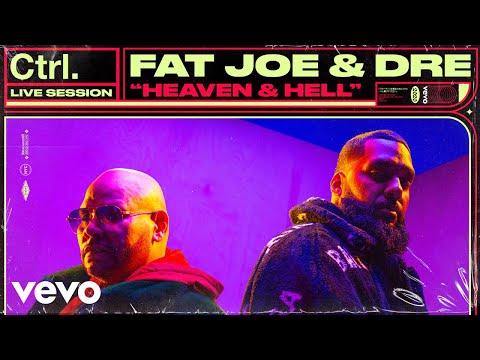 Fat Joe - Heaven & Hell (Live Session)   Vevo Ctrl