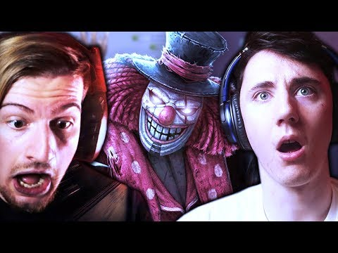 ME AND RYAN FACE OUR FEARS... || Identity V MULTIPLAYER w/ 8-BitRyan thumbnail