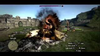 Dragon's Dogma Gamescom Live Stream 1