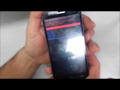 How To Reset Alcatel OneTouch Fierce 2 - Hard Reset and Soft Reset