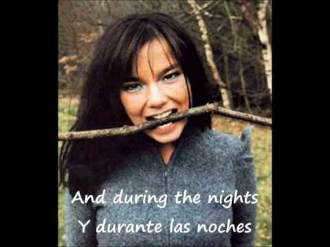 Björk - The Anchor song (Family Tree: strings version) English subtitles Subtitulos español