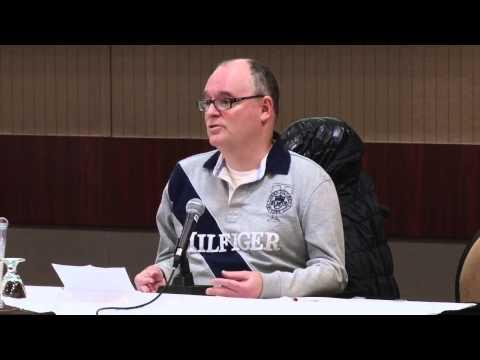 Paul Mackin, Industry Consultant, Manitoba Economic Development Department