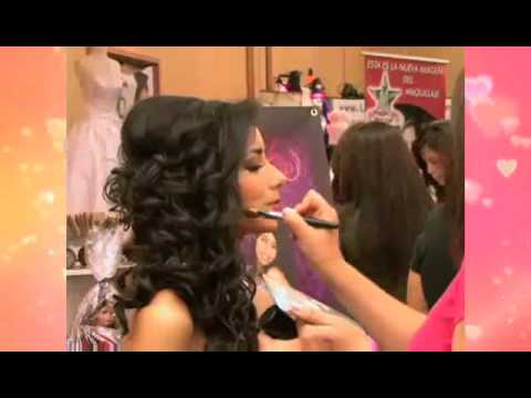 Quinceañera Magazine Expo en los Angeles.wmv