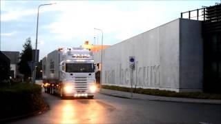 Moum Scania 164G 580 V8 - Nice sound