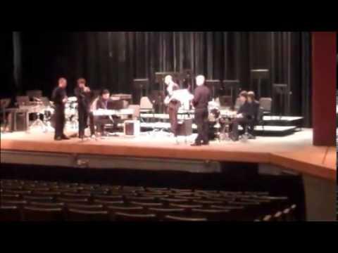 Perdido - Trumpet solo (Racine Lutheran High School Jazz Band - Dan Hasko)