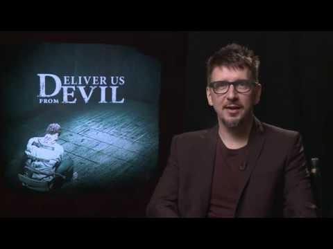 Scott Derrickson hilser til Norge - Deliver Us from Evil