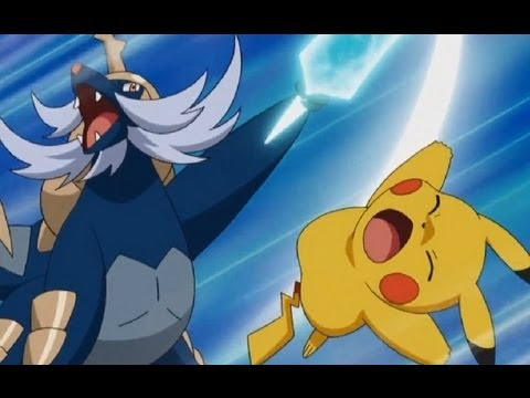 Pokemon BW Adventures in Unova Episode Review - Cameron's Secret Weapon!