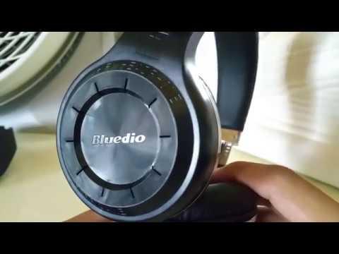 Bluedio Turbine T2 Bluetooth Wireless Headphones Review