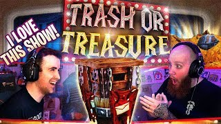 MY CHAT KEEPS SENDING ME ITEMS?! TRASH OR TREASURE! - FT. DRLUPO  (Classic WoW)