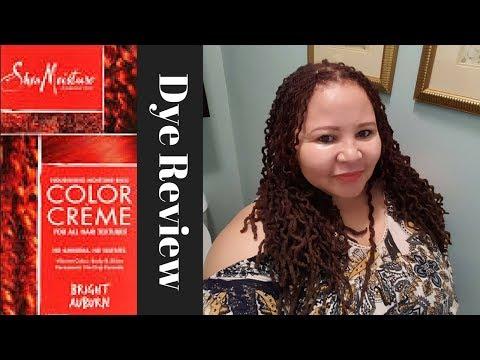 How To Dye Dreadlocks   Hair Dye Review   4c Hair Type   Natural Hair   Dreads