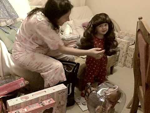 Christmas005 Lexi as Belle Video