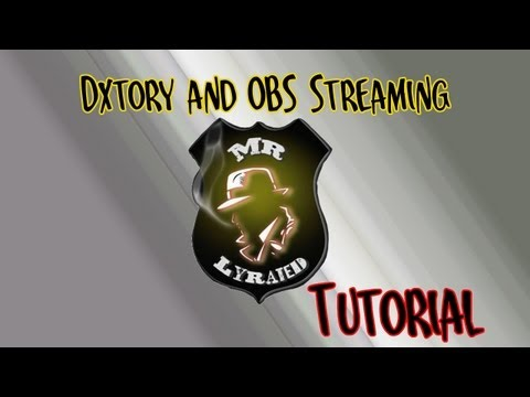 how to make obs save a stream