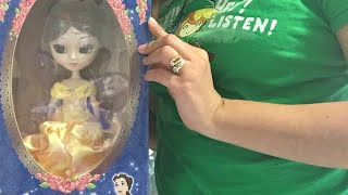 Pullip Collection Beauty and The Beast Belle Review