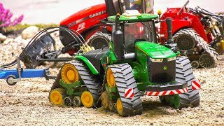 MEGA RC TRACTOR COLLECTION!! RC TRACTORS|RC MODEL FARMING|RC JCB|RC QUADTRAC