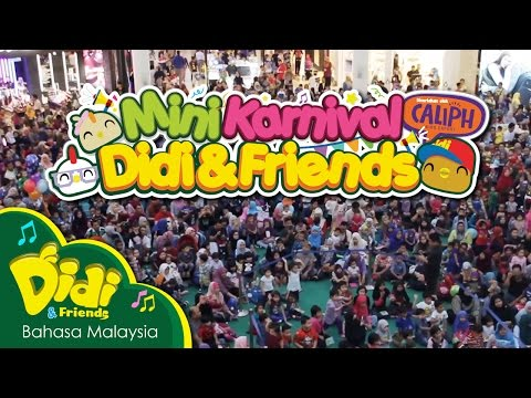 download lagu Didi & Friends  Mini Karnival Didi & Friends  November 2016 gratis