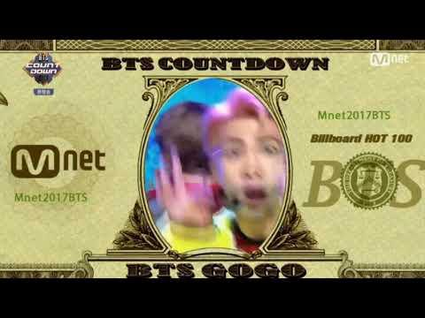 BTS -  GO GO ( BTS COUNTDOWN 20171012 @M COUNTDOWN)