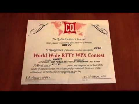 World Wide RTTY WPX Contest