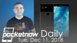 Google Pixel 3 Lite XL, Galaxy S10 Lite flat display & more - Pocketnow Daily