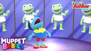 The Lily Pad Blues Music Video | Muppet Babies | Disney Junior