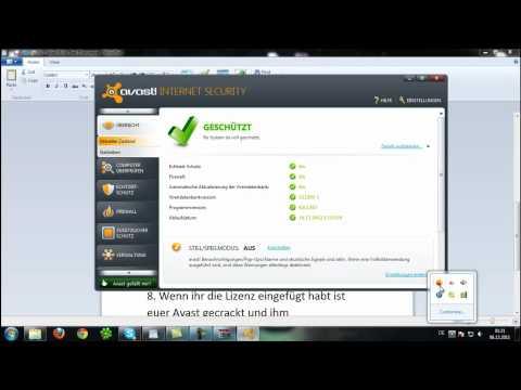 Avast Pro Antivirus 2018 Activation key + License File