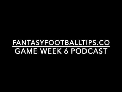 Fantasy Premier League Podcast Game Week 6 - Fantasy Football Tips