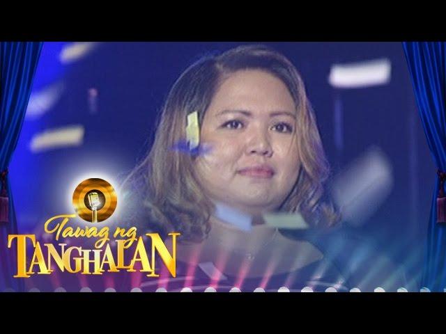 Tawag ng Tanghalan: Carolyn still holds the golden microphone!