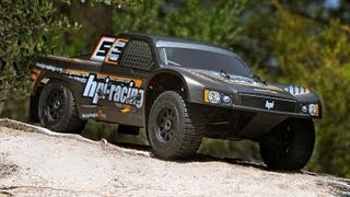 HPI Racing 1/5 Scale Super 5SC Flux 4wd Truck Overview