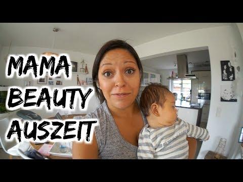 Mama Beauty Auszeit - Garten Beleuchtung trotz Regen - Vlog#819 Rosislife