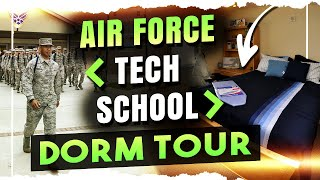 Keesler Afb Tech School Dorm Rooms