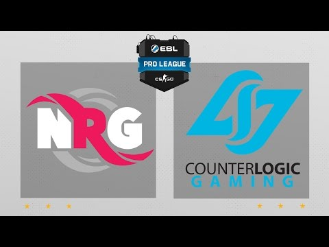 CS:GO - NRG vs. CLG [Overpass] Map 1 - ESL Pro League Season 5 - NA Matchday 13