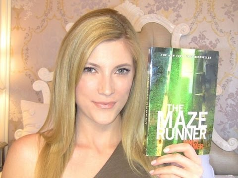 Glitterature: The Maze Runner! Book Review