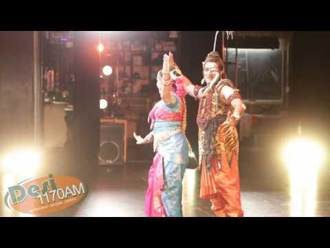 Hema Malini as Durga - July 5 2014