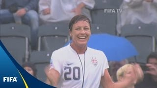 USA's dynamic duo beat France in the end