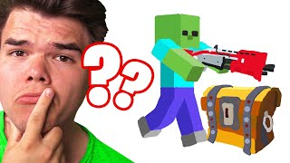 MINECRAFT vs. FORTNITE Drawing COMPETITION! (Skribbl.io)