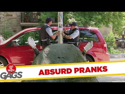 Insanely Absurd Pranks - Best of Just for Laughs Gags