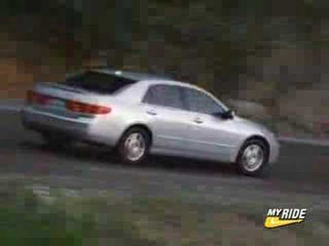 Overview: 2005 Honda Accord Hybrid