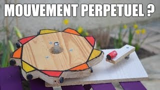 Mouvement perpétuel / Energie libre ? : Incroyables Expériences [82]  Free energy / perpetuum mobile