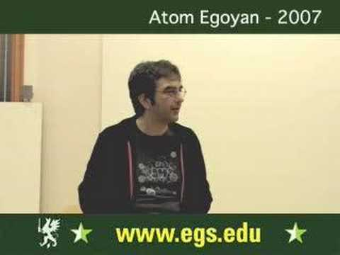 Atom Egoyan. Citatel. Memories of Beirut. 2007 2/4 Video