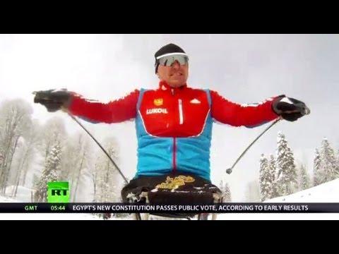 Sochi 2014: Paralympic Champions (RT Documentary)