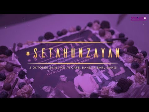 download lagu #SetahunZayan Di Nu-In Cafe, Bandar Baru Bangi gratis