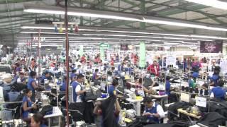 Hanesbrands   - Primer lugar sector Textil y confección 2014