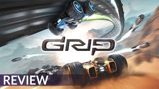 GRIP: Combat Racing Review