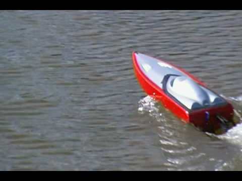 aquacraft supervee 27R brushless